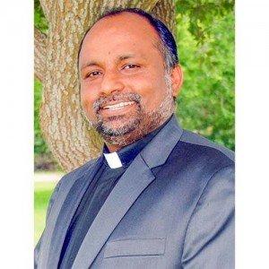 Rev.Dr. Saju Mathew