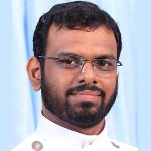 Rev. Aneesh c. Skariah