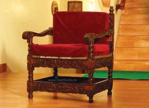 MALANKARA THRONE
